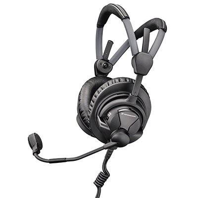 Sennheiser HMDC 27 Professional Broadcast Headset
