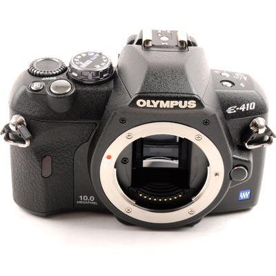 Used Olympus E-410 Digital Camera Body Only