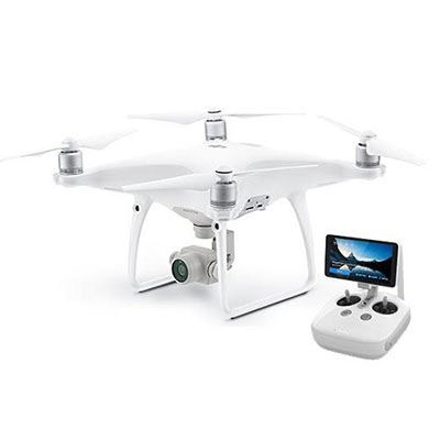 DJI Phantom 4 Advanced + Quadcopter Drone