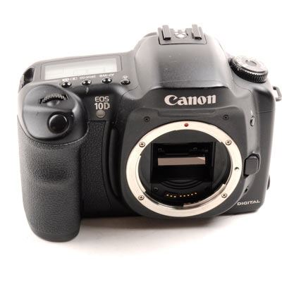 Image of Used Canon EOS 10D Camera body only