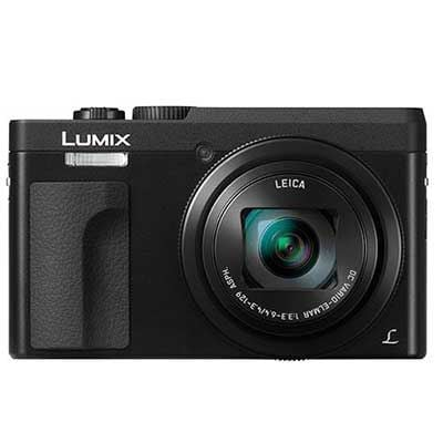 Panasonic Lumix DMC-TZ90 Digital Camera - Black