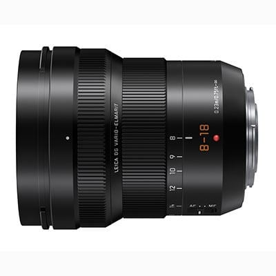 Panasonic 8-18mm f2.8-4 ASPH  Vario Lens