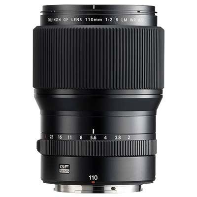Fujifilm GF 110mm f2 R LM WR Lens