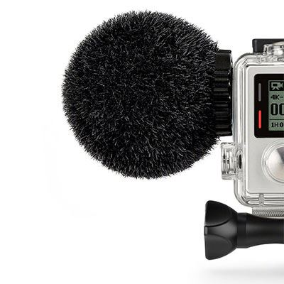 Sennheiser MKE 2 Elements Action Mic for GoPro HERO4