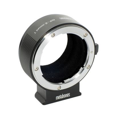 Metabones Adapter Black Nikon F to Sony E- Mount