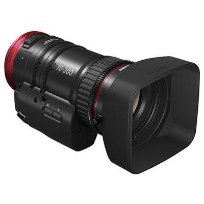 Canon CNE 70200mm T4.4 L IS KAS S Cine Lens