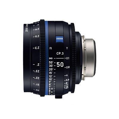 Zeiss CP.3 28mm T2.1  Lens – MFT Fit (Feet)