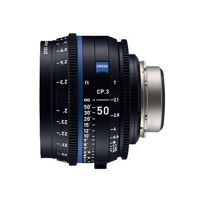 Zeiss CP.3 28mm T2.1  Lens – MFT Fit (Metric)