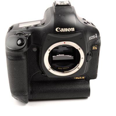 Image of Used Canon EOS 1Ds MK III Digital SLR Camera Body