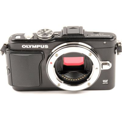 Used Olympus EPL5 Digital Camera Body  Black