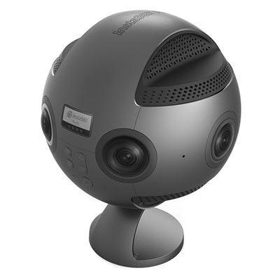 Insta360 Pro 8k Camera - Black