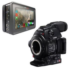 Canon EOS C100 Mark II Camcorder