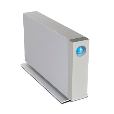 LaCie d2 Thunderbolt 3 Desktop Drive - 6TB