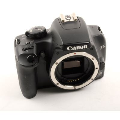 Image of Used Canon EOS 1000D Digital SLR Camera Body