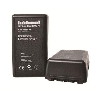 Hahnel HL-V75 LED Battery