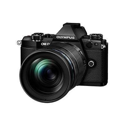 Olympus OM-D E-M5 Mark II with 12-100mm PRO Lens