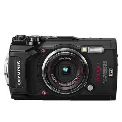 Olympus Stylus Tough TG5 Digital Camera  Black