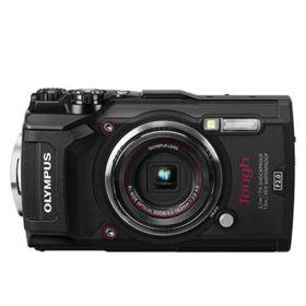 Olympus Stylus Tough TG-5 Digital Camera - Black