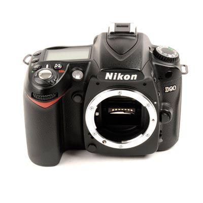 Used Nikon D90 Digital SLR Camera Body