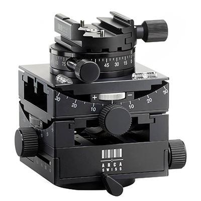 Image of Arca-Swiss C1 Cube Gp (Geared Panning) Classic