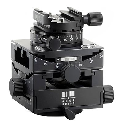 Used Arca-Swiss C1 Cube Gp (Geared Panning) Classic