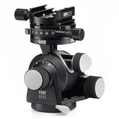 Image of Arca-Swiss D4 (Geared) Gp (Geared Panning) Quick Set Device Classic