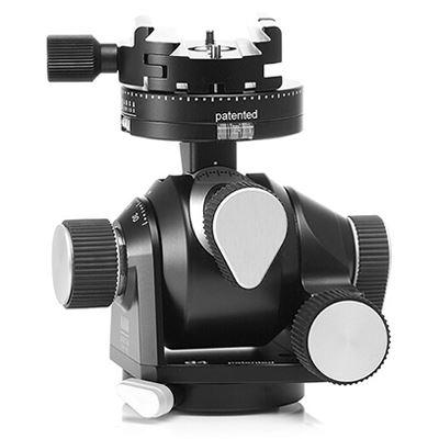 Image of Arca-Swiss D4 (Geared) Gp (Geared Panning) Quick Set Device Fliplock
