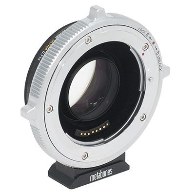 Metabones CINE Speed Booster Ultra 0.71x – Canon EF to Sony E Mount T