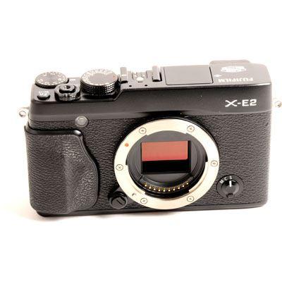 Used Fuji XE2 Digital Camera Body  Black