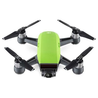 DJI Spark Mini Drone - Meadow Green