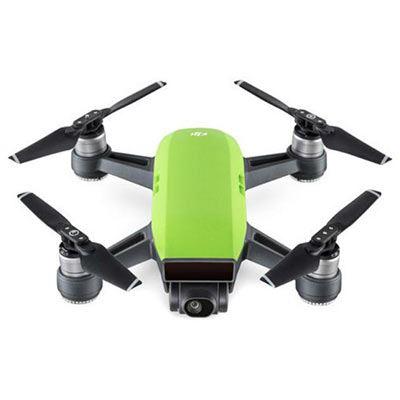 DJI Spark Mini Drone - Meadow Green