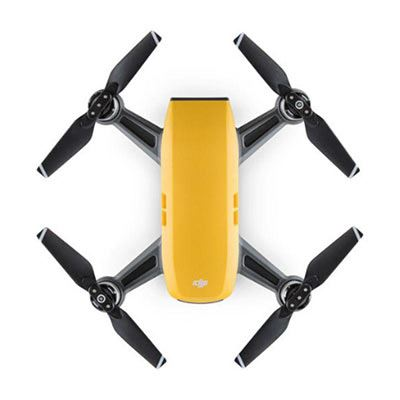 DJI Spark Mini Drone - Sunrise Yellow