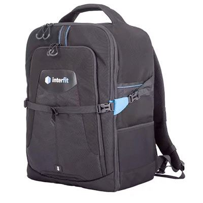 Interfit Twin-Head Lighting Backpack