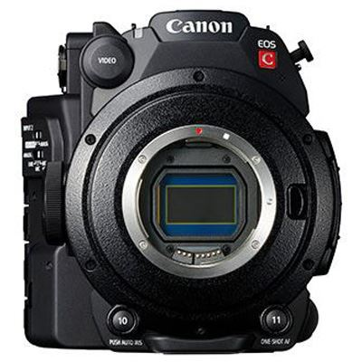Used Canon EOS C200 4K Camcorder