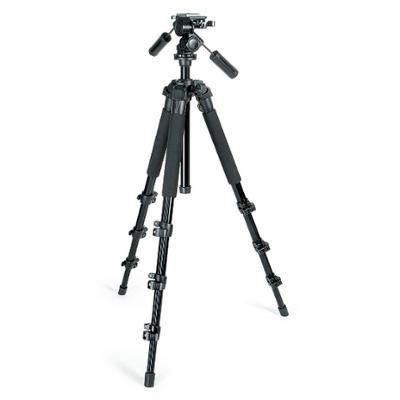 Calumet 7300 Tripod with Three-way Quick-Release Head