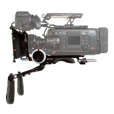 Shape Revolt VCT Baseplate With Follow Focus And Matte Box Pro Kit