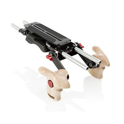 Shape Revolt VCT Baseplate With Wooden Handle Grip