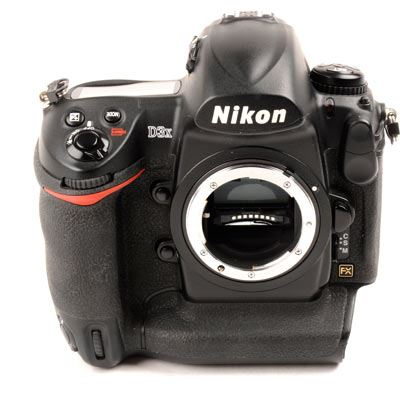 Used Nikon D3x Digital SLR Camera Body