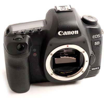 Used Canon EOS 5D Mark II Digital SLR Camera Body