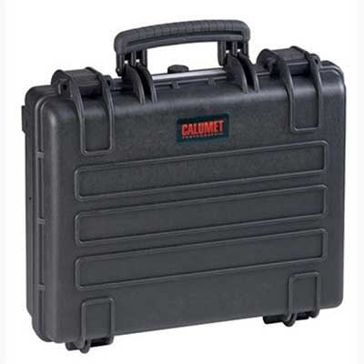 Calumet WT2175 Water Tight Hard Case - Black