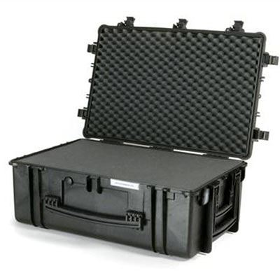 Image of Calumet WT6840 Water Tight Rolling Hard Case - Black