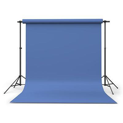 Calumet Cobalt 2.72m x 11m Seamless Background Paper