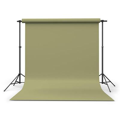 Calumet Leaf Green 2.72m x 11m Seamless Background Paper