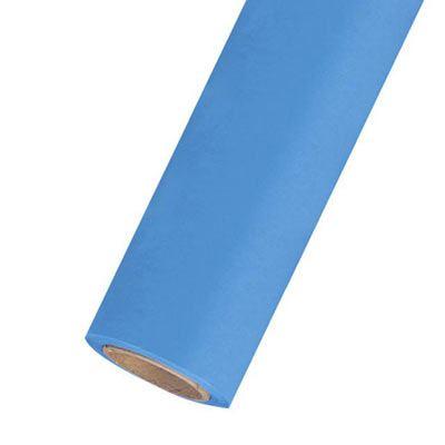 Calumet Ceramic Blue 2.72m x 11m Seamless Background Paper