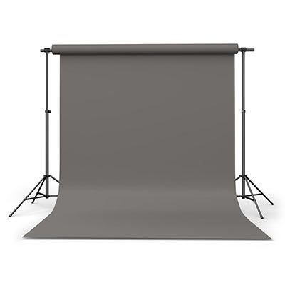 Calumet Seal Grey 1.35m x 11m Seamless Background Paper
