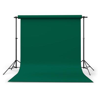 Calumet Spruce Green 1.35m x 11m Seamless Background Paper