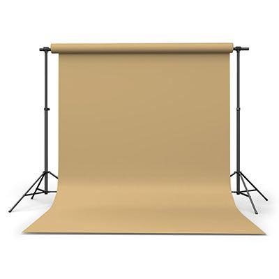 Calumet Hazelnut 1.35m x 11m Seamless Background Paper