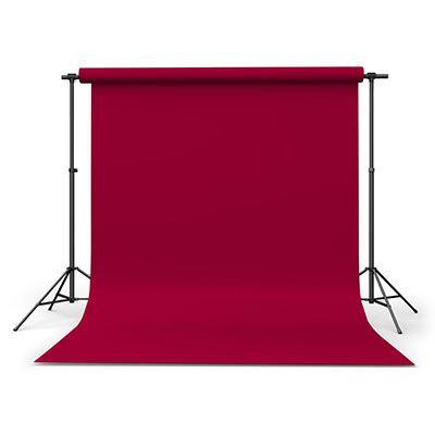 Calumet Crimson 1.35m x 11m Seamless Background Paper
