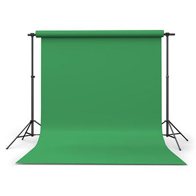 Image of Calumet Apple Green 1.35m x 11m Seamless Background Paper