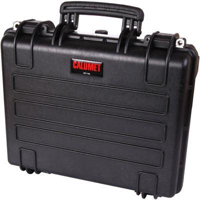 Calumet WT1106 Water Tight Hard Case - Black